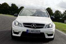 New Mercedes-Benz C63 AMG revealed
