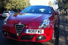 Our cars: Alfa Giulietta final report