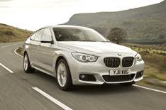 BMW 5 Series GT M Sport review