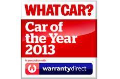Warranty Direct backs What Car? Awards