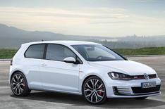 Volkswagen Golf GTI official details