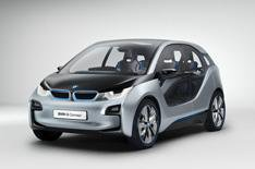 2013 BMW i3 exclusive preview