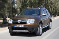 Dacia to offer 'half price' cars
