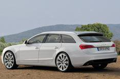 Audi product avalanche continues