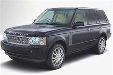 Luxury Range Rover revealed
