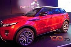 Range Rover confirms five-door Evoque