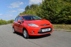 Fiesta to get non-turbo 1.0 engine