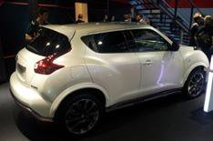 Nissan Juke Nismo revealed