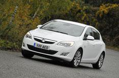 Vauxhall Astra 2.0 CDTi Ecoflex review
