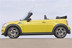 Revealed: new Mini Convertible