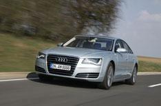 2012 Audi A8 Hybrid review