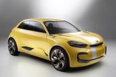 Kia Cub concept car revealed