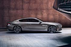 BMW Gran Lusso Coupe concept revealed