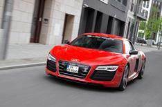 2013 Audi R8 E-tron first drive