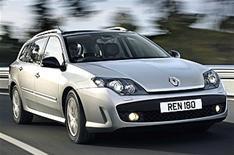 Renault Laguna range revised