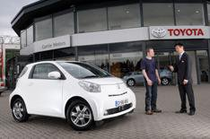 Our cars: Toyota iQ