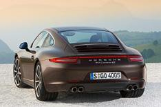 2012 Porsche 911 Carrera 4 revealed
