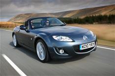 20% off Mazda MX-5 through Facebook