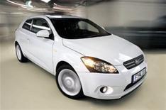 Kia lowers diesel emissions