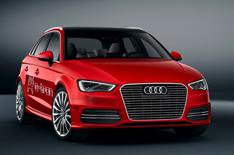 Audi A3 E-tron hybrid on sale mid-2014