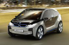 BMW i3: first photos and details