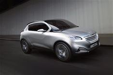 Peugeot 208 SUV due in 2013