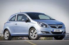 Cleanest, greenest Vauxhall Corsa