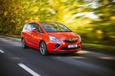 Vauxhall Zafira Tourer gets new diesel