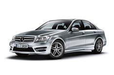 New 2013 Mercedes C-Class range launched
