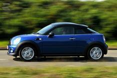 2012 Mini Coupe Cooper review