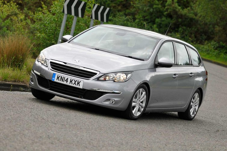 2014 Peugeot 308 SW review