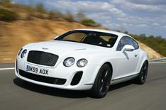 Bio-ethanol Bentley slashes emissions