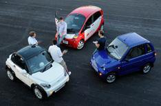 Drivers sceptical of 'green' cars