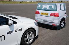 Cheaper insurance for 'crash proof' cars