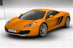 McLaren supercar enters production