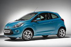 First pictures: new Ford Ka
