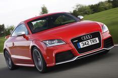 Audi TTRS: driven