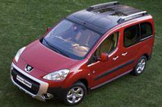 Peugeot pitches its Tepee