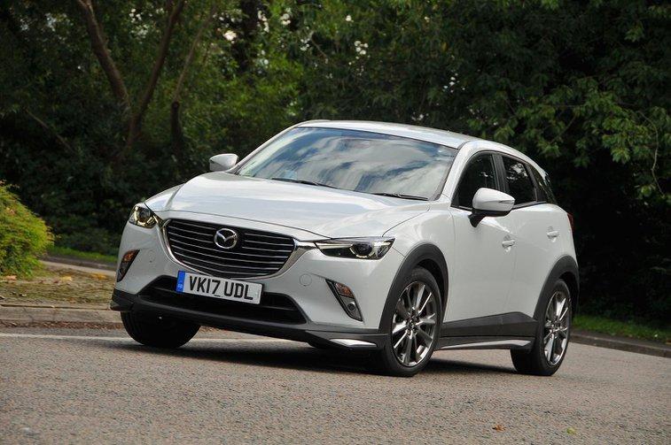 2017 Mazda CX-3 2.0 Skyactiv-G 120 GT Sport review - verdict