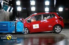 Crash tests show Kia Venga safety worry
