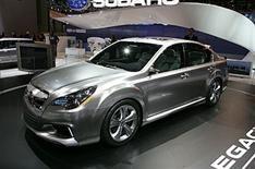 Subaru Legacy concept car
