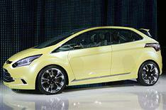 9. Ford Iosis Max