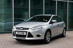 Ford Focus becomes top-selling used car