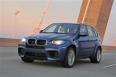 BMW reveals X5 M and X6 M