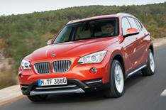 2012 BMW X1 prices announced