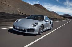 Porsche 911 Turbo details revealed