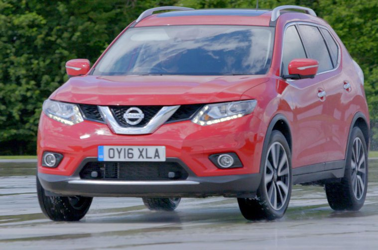 Promoted: How Nissan X-Trail's All-Mode 4x4-i keeps you in control