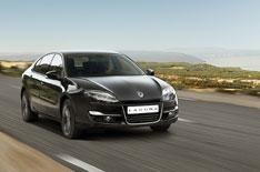 Renault face-lifts the Laguna