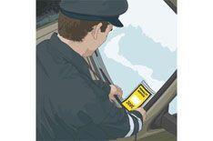 Motorist-friendly parking penalties