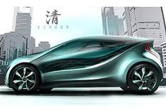 Mazda concept shows new city car